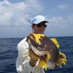 Simon & yellowfin grouper